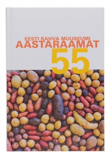 View No. 55 (2012): Eesti Rahva Muuseumi aastaraamat