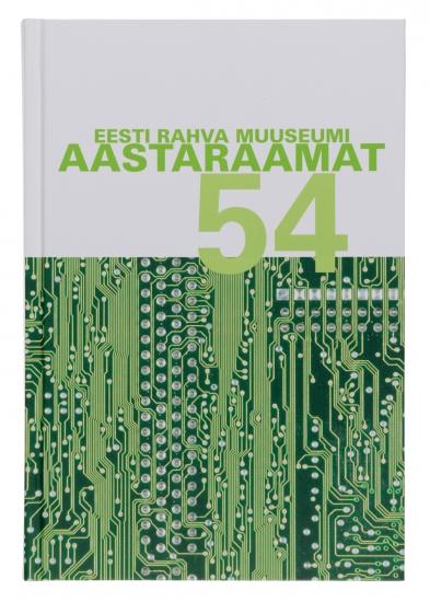 View No. 54 (2011): Eesti Rahva Muuseumi aastaraamat